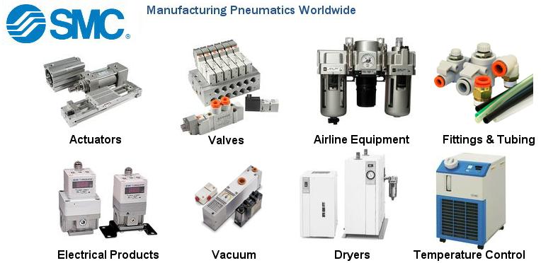 Authorised Distributor SMC - Saudi Arabia