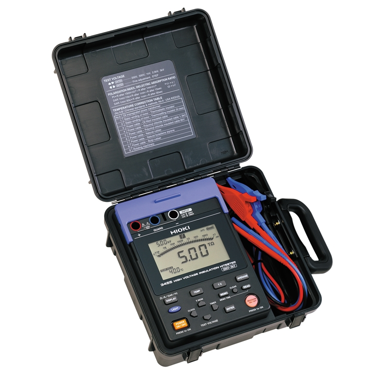 electrical-Insulation Tester