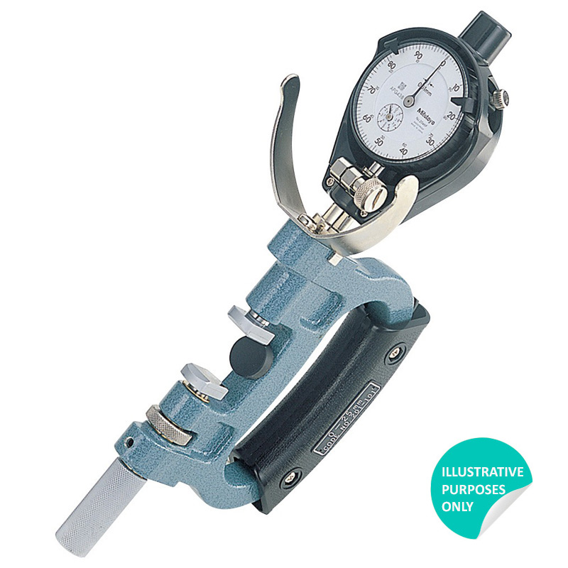 Mitutoyo 201-102 | Dial Snap Gauge 25-50mm