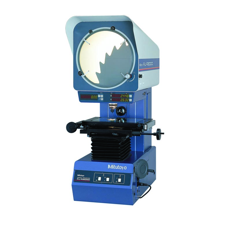Mitutoyo PJ-A3000 Manual Profile Projector