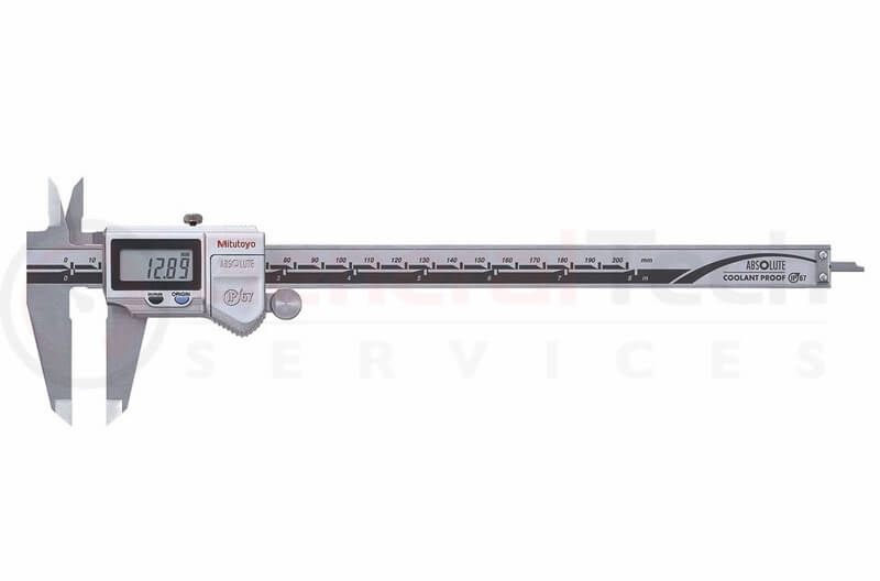 Mitutoyo ABSOLUTE Digimatic Coolant Proof Caliper 0-200mm / 0-8