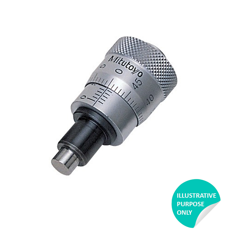 Mitutoyo 148-308 | Large Thimble Micrometer Head 13mm