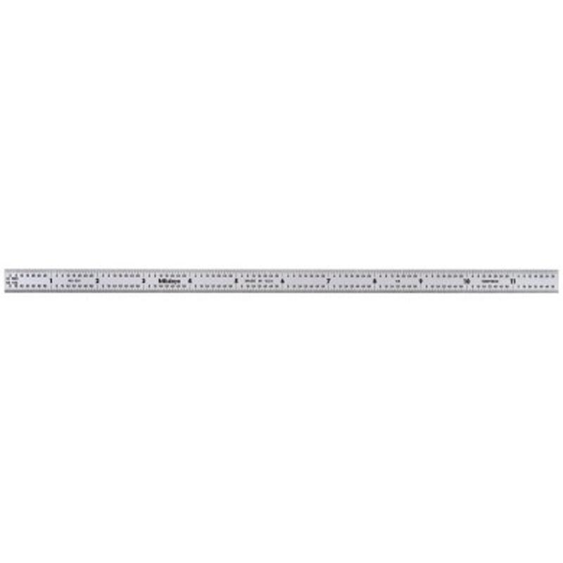 Mitutoyo 182-221 | Fully Flexible Steel Rule 12 inch