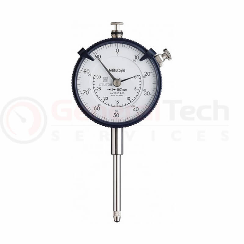 Mitutoyo Long Stroke Dial Indicator 30mm (1mm)