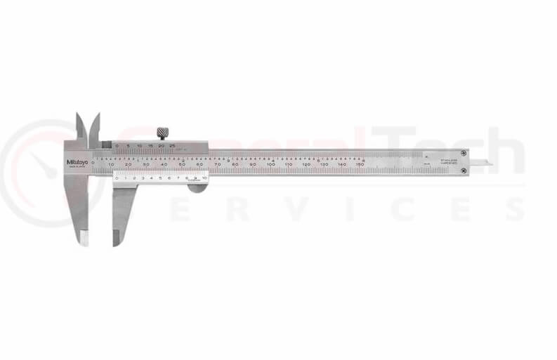 Mitutoyo High Accuracy Vernier Caliper 0-150mm / 0-6