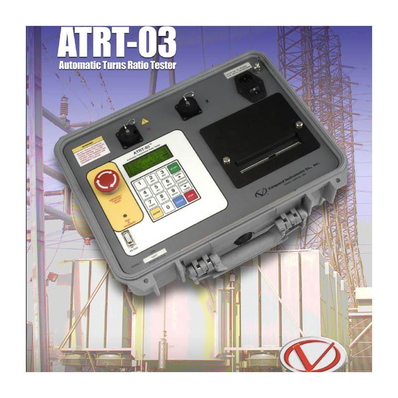 Vanguard  ATRT-01 S3 - Single phase transformer turns ratio tester