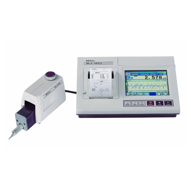 Mitutoyo Surftest SJ-411 / SJ-412 Portable Surface Roughness Testers