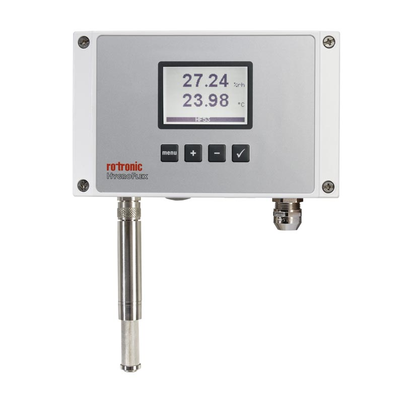 Rotronic HygroFlex5 HF5 - Temperature & Humidity transmitter