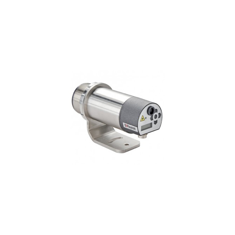 Raytek RAYMMG5LCF1L Infrared Temperature Sensor for Glass, 5 µm, Close Focus, 250 to 1650°C (482 to 3002°F)