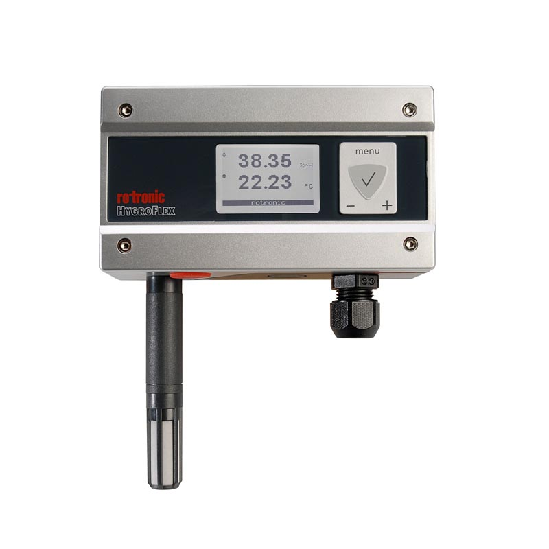 Rotronic HygroFlex4 HF4 - Temperature & Humidity transmitter