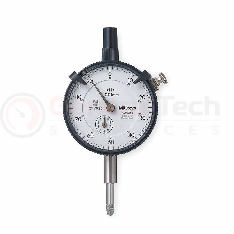 Mitutoyo Standard Dial Indicator 10mm (1mm)
