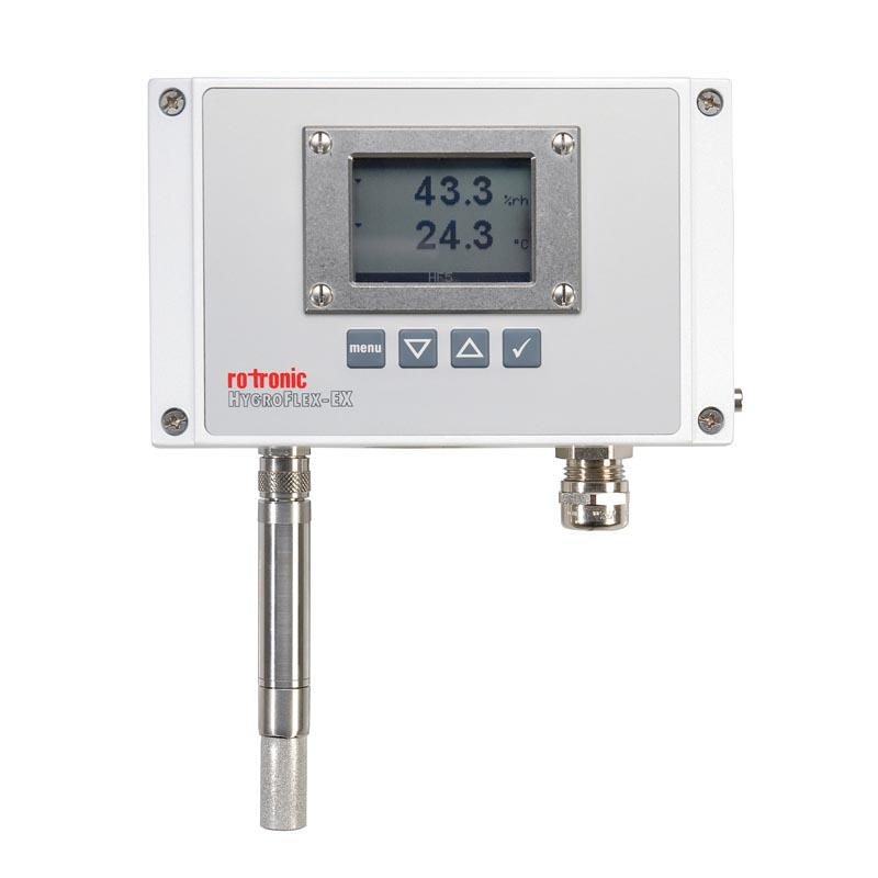 Rotronic Explosion Proof HF5-EX Humidity Transmitter