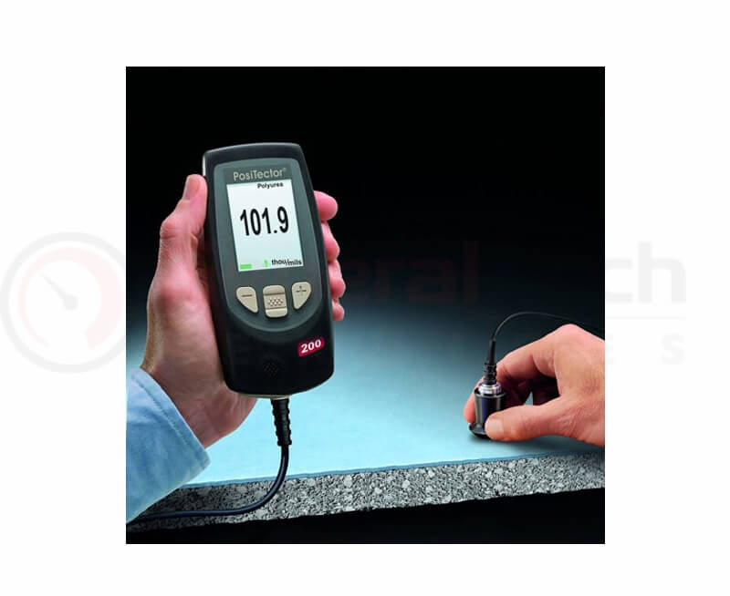 PosiTector 200 Coating Thickness Gage-  Wood and Plastic