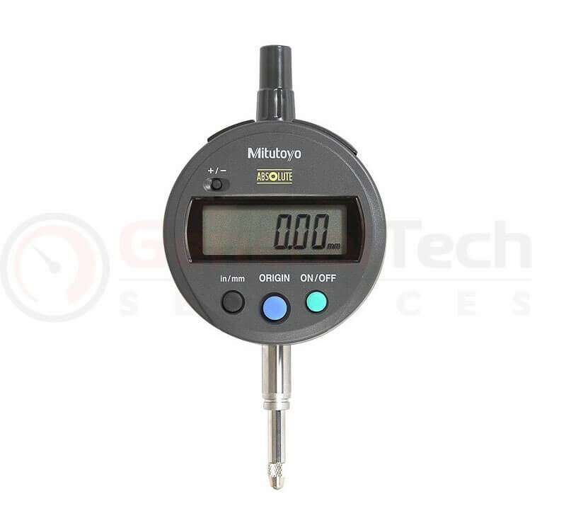 Mitutoyo ABSOLUTE Digimatic Slim Body Economy Indicator ID-S 12.7mm / .5