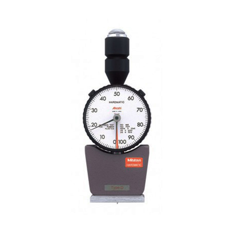 Mitutoyo Dial Compact Shore D Durometer 811-337