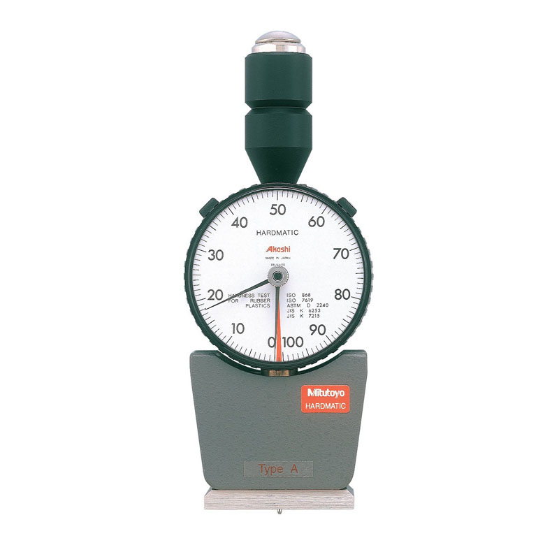 Mitutoyo Dial Compact Shore A Durometer