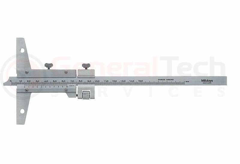 Mitutoyo Vernier Depth Gauge 0-150mm
