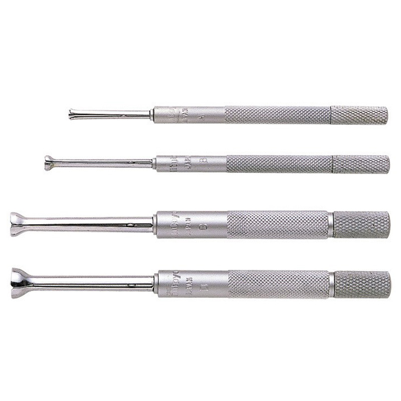 Mitutoyo 154-901 | Small Hole Gauge Set .125-.5 inch