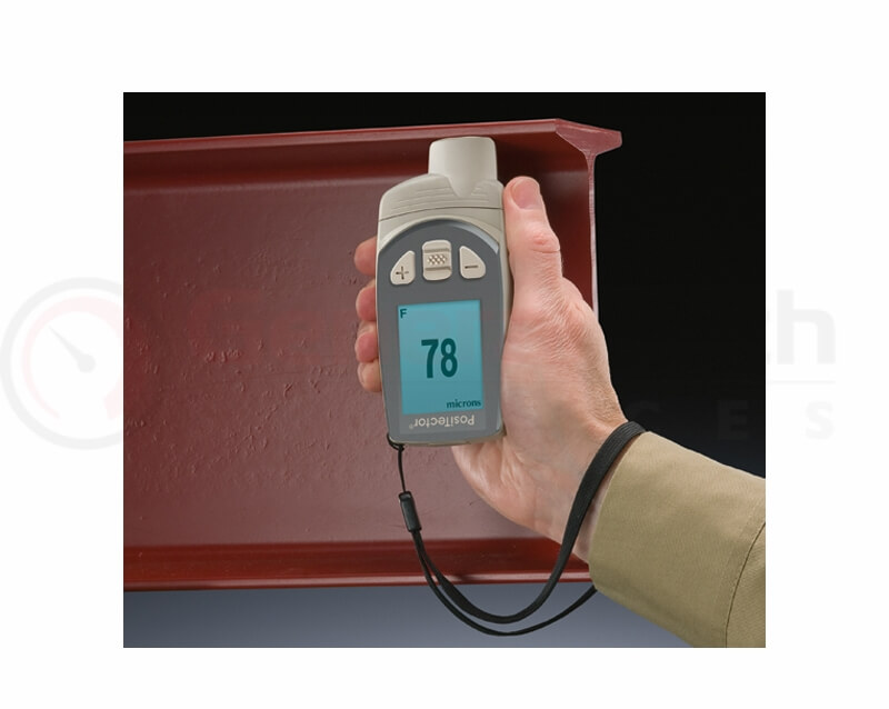 Defelsko Coating Thickness Gauge,  Ferrous and Non-ferrous, 0 - 6 mm & 0 - 250 mils