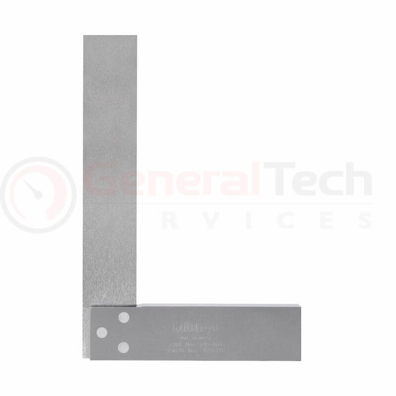 Mitutoyo Engineers Precision Square 200 x 130mm