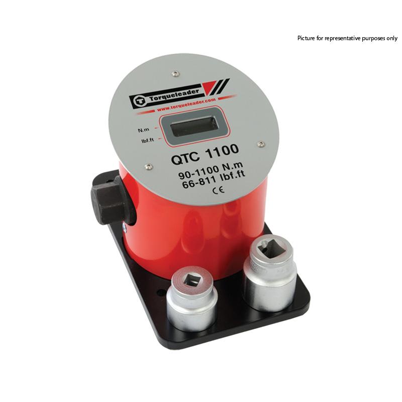 Torqueleader Torque Calibration Analyser QTC 3200   500-3000 N.m