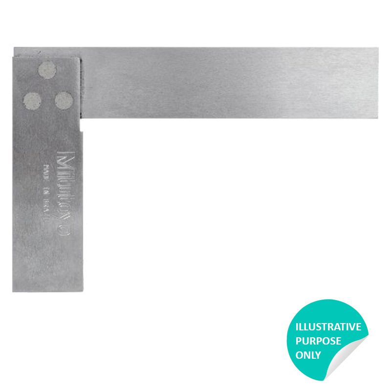 Mitutoyo 916-401 | Engineers Precision Square 75 x 50mm