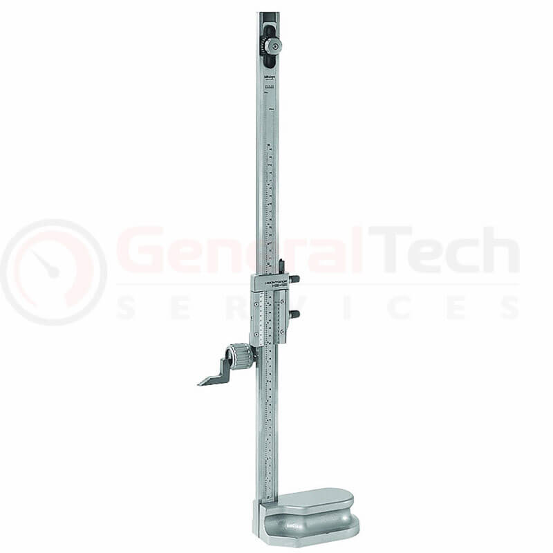 Mitutoyo Double Scale Vernier Height Gauge 0-1000mm / 0-40