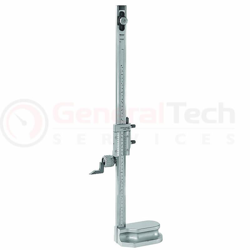 Mitutoyo Double Scale Vernier Height Gauge 0-1000mm / 0-40