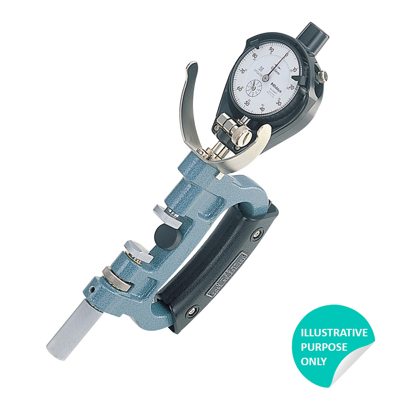Mitutoyo 201-109 | Dial Snap Gauge 200-225mm