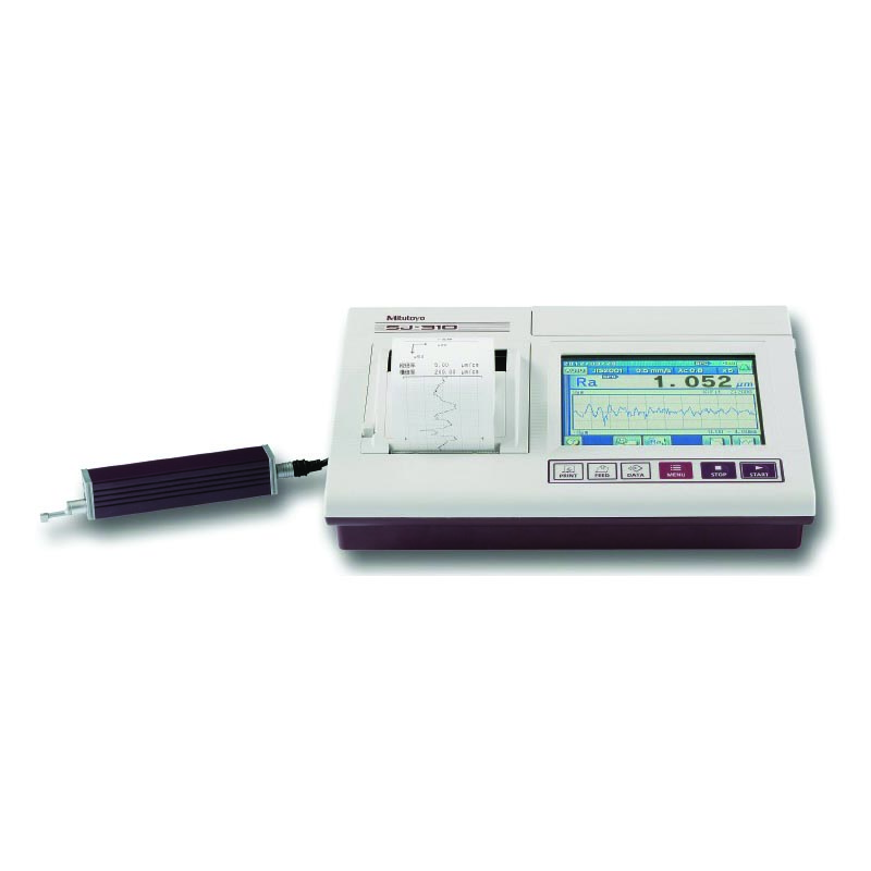 Mitutoyo Surftest SJ-310 Portable Surface Roughness Tester