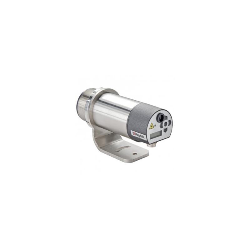 Raytek RAYMMLTSSF1L Infrared Temperature Sensor, 8-14 µm, Standard Focus, -40 to 800°C (-40 to 1472°F)