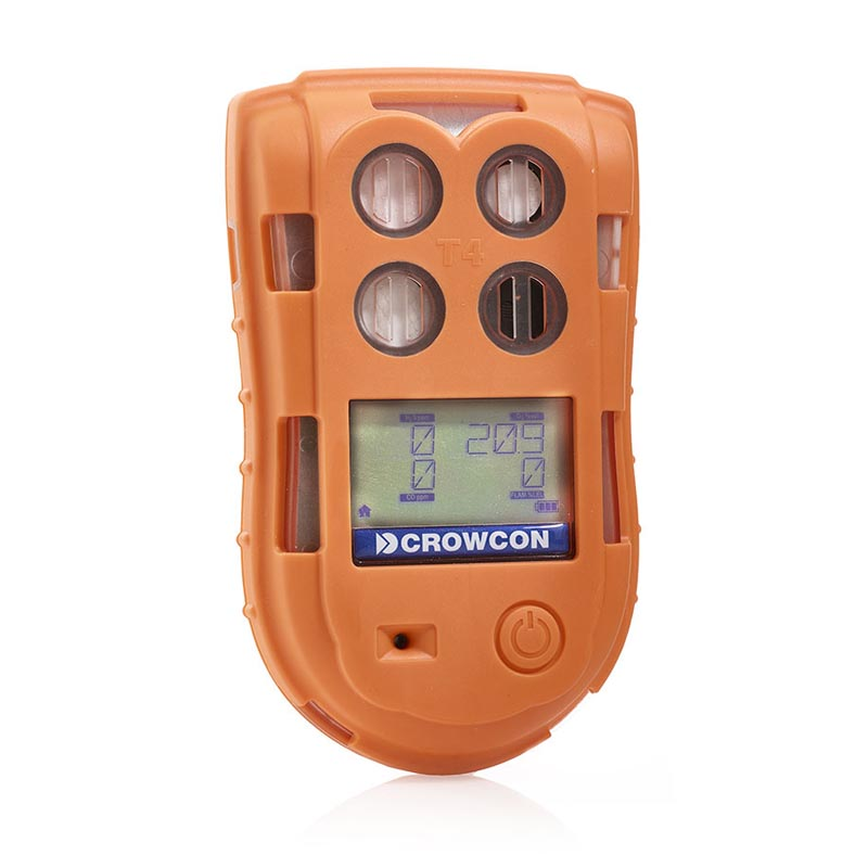 Crowcon T4 Portable Multi gas detector