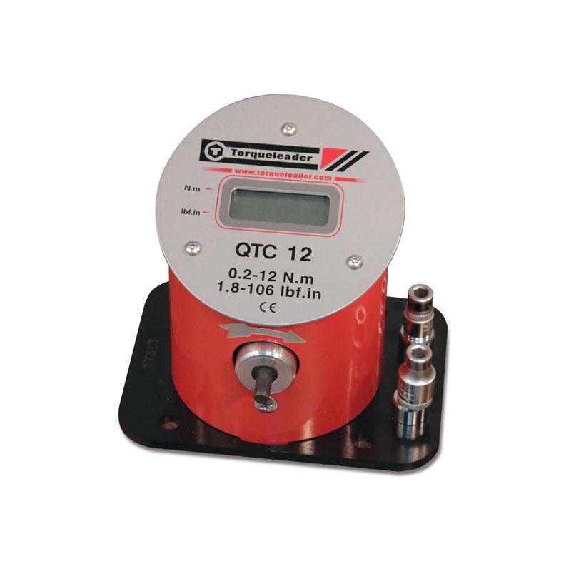 Torqueleader Torque Calibration Analyser QTC 12